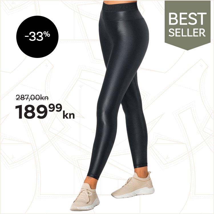 Astra Leggings, Black -33%