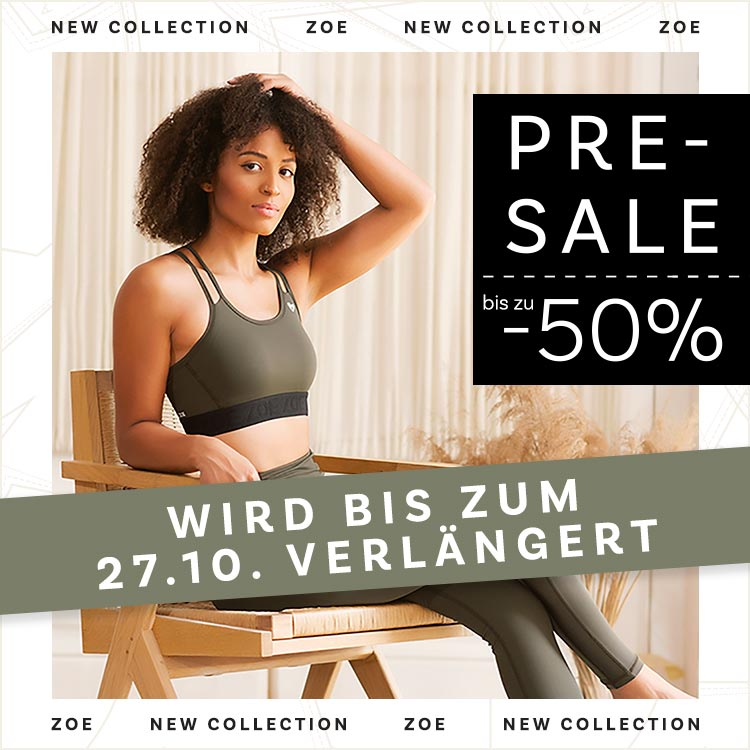 ZOE <br> MUSE COLLECTION